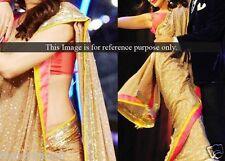 Veeraa Saree Exclusive Beautiful Designer Bollywood Indian Partywear Sari 49