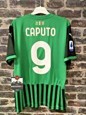 Maglia Sassuolo 2020-2021 - Calcio Caputo Berardi Boga Djuricic Serie A