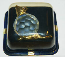 Crystal Menargerie Mouse Paperweight - Italy