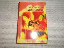 The Calcutta Chromosome. Amitav Ghosh. 1st ed HCDJ. SIGNED BY GHOSH