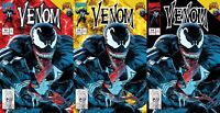 VENOM #32 Mike Mayhew Studio Variant Trade Dress Cover A, B & C Raw