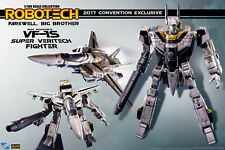SDCC 2017 Exclusive ROBOTECH Roy Fokker's VF-1S Farewell Big Brother 1/100 Scale