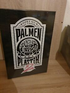 Raf Camora Bonez MC Palmen Aus Plastik 2 Box OVP