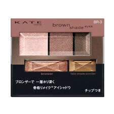 [KANEBO KATE] Brown Shade Eyes N BR-3 PINK BROWN Eyeshadow Palette JAPAN NEW