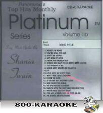 Top Hits Monthly Platinum THMPL01b Shania Twain 19 Song Karaoke CD+G kareoke cdg