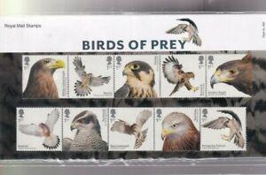 2019 BIRDS OF PREY PRESENTATION PACK NO 569