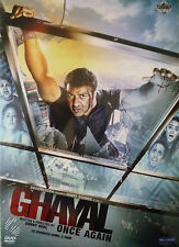 GHAYAL ONCE AGAIN - ORIGINAL BOLLYWOOD DVD- Sunny Deol, Om Puri, Soha Ali Khan.