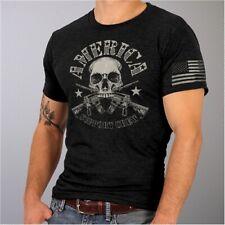 America Support Crew T-Shirt