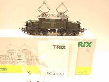 Trix Express 32329 E-Lok EG 2 x 2/2 der K.Bay.Sts.B. 20221, mit DSS, Top! OVP