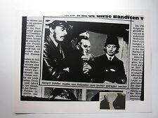 """KLAUS STAECK , 1939. """" MARGIT SCHILLER MUSSTE vom POLIZISTEN zum VERHÖHR ....."""