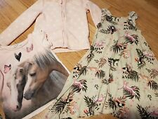 Girls 4-5 yr mixed clothes bundle H&M Mothercare