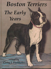 Boston Terriers, The Early Years, 1997, breed
