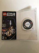 LEGO Star Wars II: The Original Trilogy (Sony PSP, 2006)