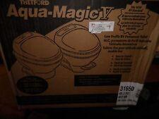 THETFORD 31650 AQUA MAGIC V TOLIET LOW PEDAL FLUSH