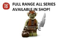 Lego minifigures goblin series 13 (71008) unopened new factory sealed