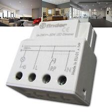 LED Dimmer Helligkeitsregler (für Taster) stufenlos 3- 50W passt in UP Dose 60mm
