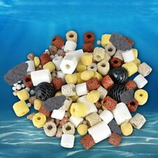 420g Aquarium Fish Tank Filter Media Activated Carbon Ceramic Ring Bio Ball