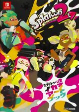 JAPAN NEW Splatoon 2 Ikasu Artbook (Art book)