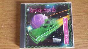 SMASH MOUTH 'FUSH YU MANG' 1997 12 TRACK CD ALBUM MINT SMASHMOUTH