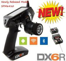 All New Spektrum DX6R 6-Channel DSMR w/ 2x Receivers SPM6410