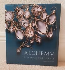 ALCHEMY Temple St.Clair A PASSION FOR JEWELS HD + DJ Jewelry BOOK 2008 Inscribed