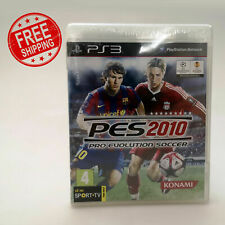 Pro Evolution Soccer PES 2010   Sony Playstation 3 PS3 PAL   Brand New Sealed