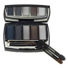 Chanel Architectonic Eyeshadow Palette 5 Neutral Shades inc Grey - Damaged Box
