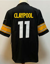 Chase Claypool Black Jersey Steelers