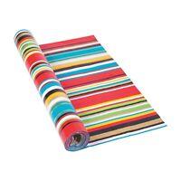 "Bright Color Fiesta Serape Tablecloth Roll (40"" x 100ft.) Cinco de Mayo Party"
