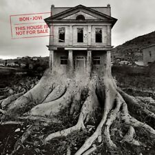 BON JOVI - THIS HOUSE IS NOT FOR SALE (DELUXE EDITION)   CD NEW+