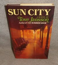 Sun City by Tove Jansson  1976  First American Edition