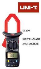 Uni-T UT206 DIGITAL CLAMP MULTIMETER DMM