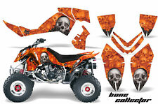 AMR RACING QUAD DECAL PARTS NEW ATV GRAPHIC KIT POLARIS OUTLAW 450/525 06-08
