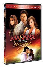 Manana Es Para Siempre [4 Discs] (2010, DVD NUEVO) SPA LNG/ENG SUB4 D (REGION 1)