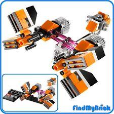 Lego Star Wars Mini Sebulba's Podracers Ship & Base Only NoMinifigNoBox 9675 NEW