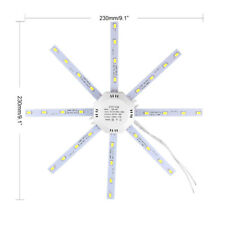 Round 12W 16W 20W 24W LED Octopus Board Light 5730 SMD Celling Lamp 220V