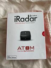 Cobra iRadar Atom Community-Based Detection System iRAD 950