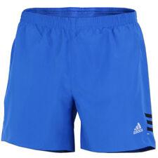 adidas Herren Response 5Inch Short Climalite Running Fitness Laufshort blau