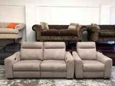 Fabric More than 4 Electric Sofas