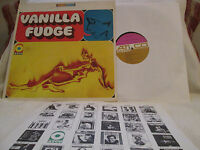 VANILLA FUDGE..ORG '67 STEREO HARD-PSYCH TRI-COLOR ATCO VG++!