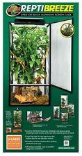 Zoo Med ReptiBreeze Screen  Terrarium Extra large 24 x 24 x 48 inch