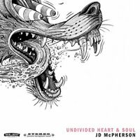 Jd Mcpherson - Undivided Heart and Soul [CD]