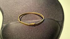 Goldarmband Damen 585 Gold, sehr fein gearbeitet.