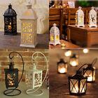Home Decor Hanging Lantern Tea Light Candle Holder New Candlestick Party Wedding