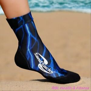 Vincere SAND SOCKS - Beach Volleyball - Sand Soccer - Water Sports - Snorkeling