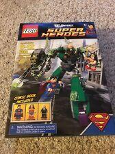 LEGO 6862 Superman Vs Power Armor Lex DC Super Heroes Justice League