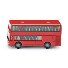 Siku 1321 kleiner Doppelstockbus rot (Blister)  NEU!  °