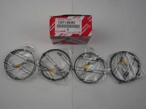 Toyota OEM 3S-GTE Piston Ring Set 13011-88480 GEN 3-4