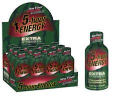 5hr Energy Extra StrengthSTRAWBERRY- WATERMELON 12 box