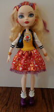 2015 Ever After High School Spirit 2-Pack -- Apple White
